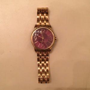 Nine West Watch (face sticker still attached!!!)